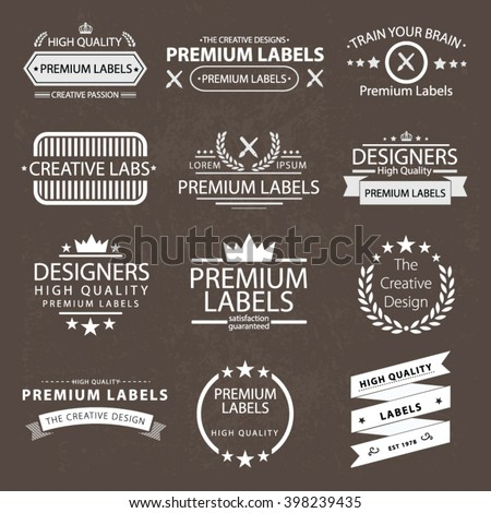 Design elements, business,logo templates