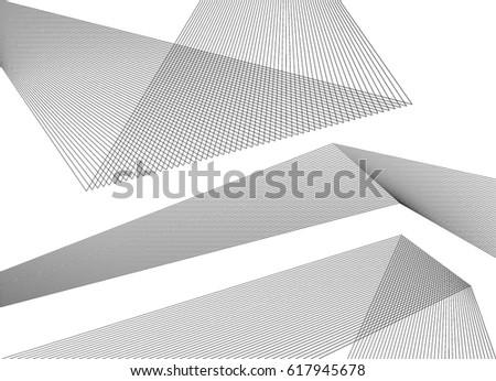 design elements curved sharp