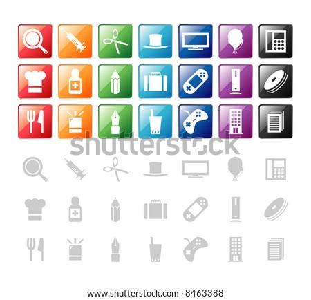 design elements / icon 2