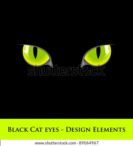design elements of black cat