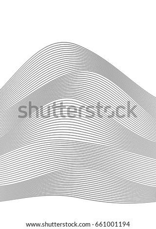 design elements wave of many