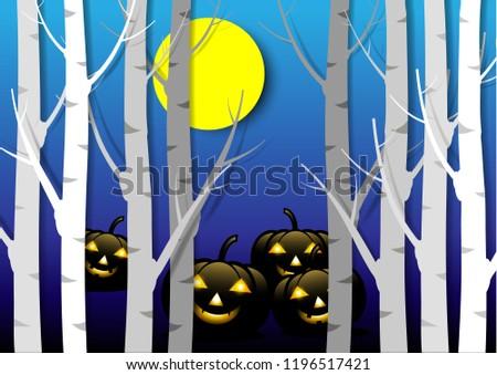 design halloween background