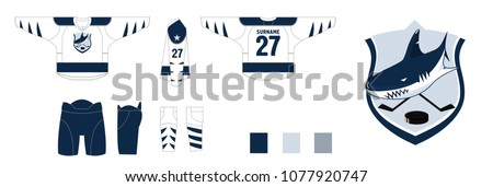 design hockey uniform   style