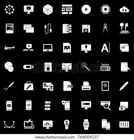 design Icons set