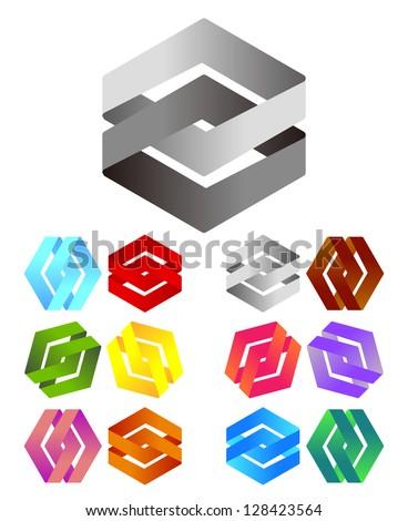 design logo element infinite