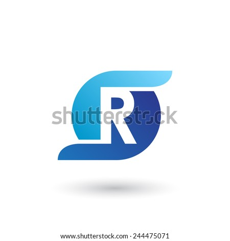 design logo icon template with
