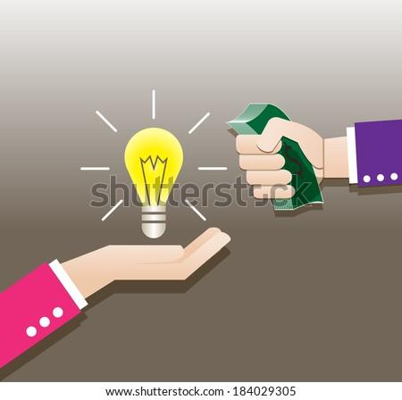 design of corruption idea
