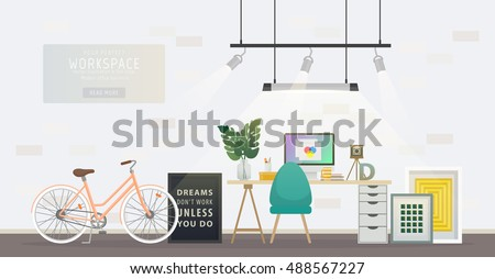 design of modern home office