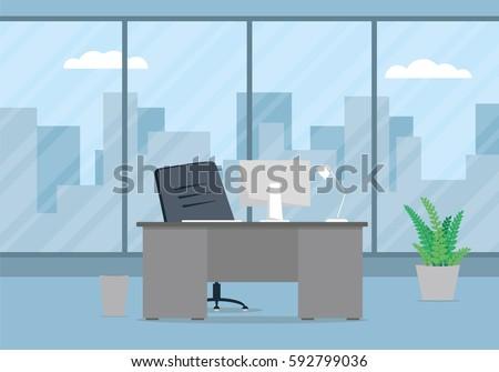 design of modern office