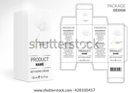 Perfume Box Design - Download Free Vector Art, Stock Graphics & Images