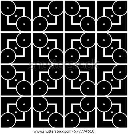 design seamless monochrome