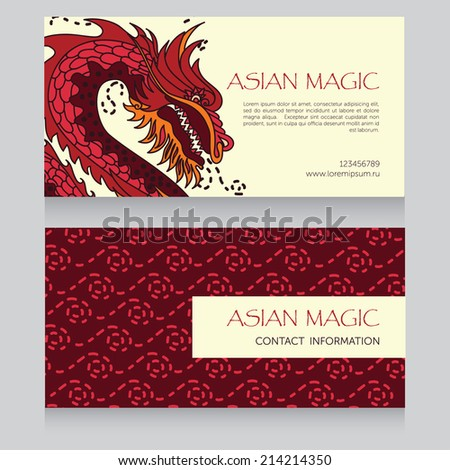 design template for asian