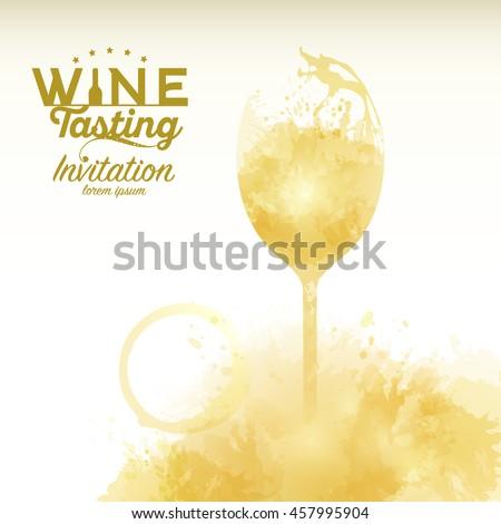 design template list  wine