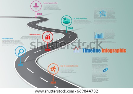 Road map infographic template download free vector art stock design template road map timeline infographic brochure diagram planning presentation process webpages workflow vector ccuart Choice Image