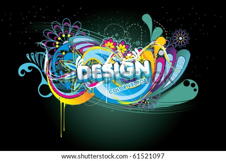 Text Designs Illustrator Design Vector Text