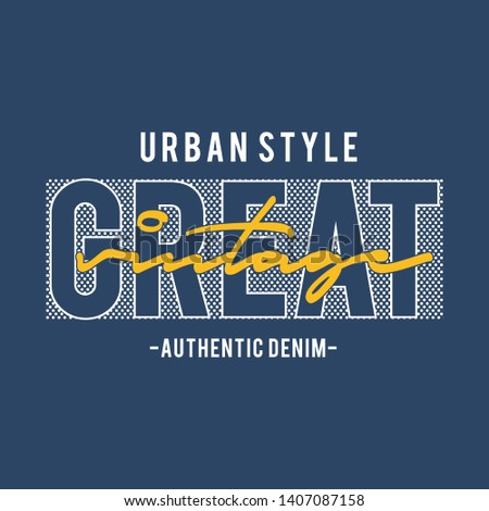 DESIGN VECTOR TYPOGRAPHY FOR T SHIRT PRINT