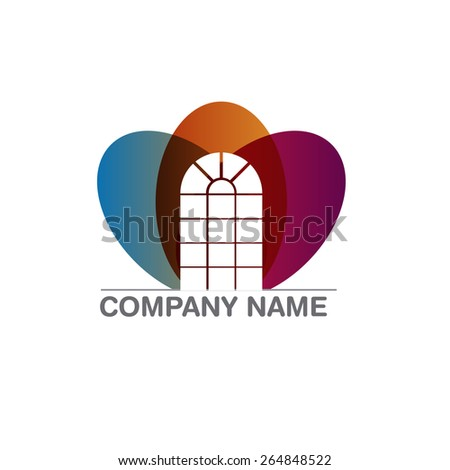 design vector windows logo