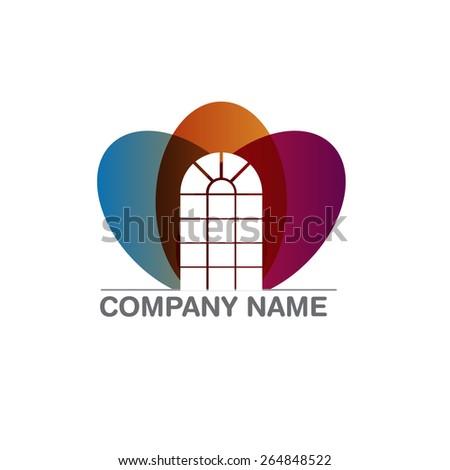 design vector windows logo