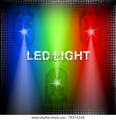 Design with leds