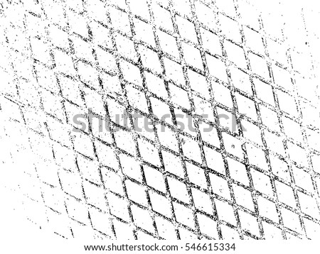 Designed Grunge Background Texture. Vector .