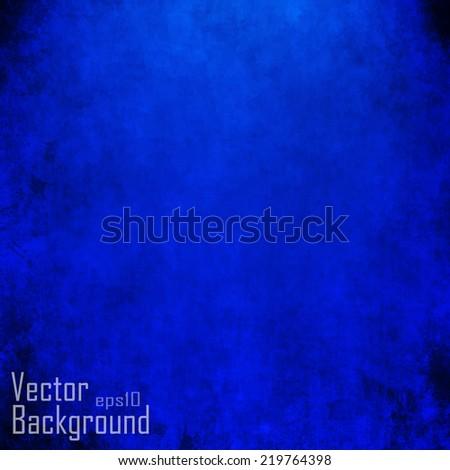 Designed grunge paper texture, vector background