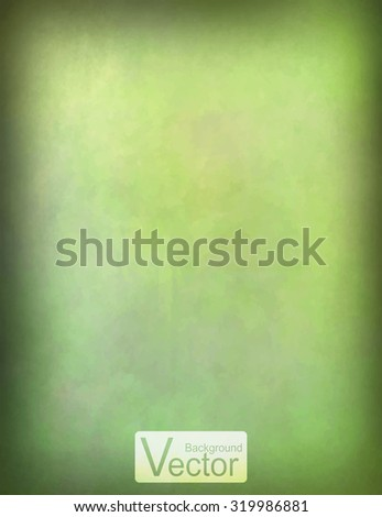 Designed grunge paper texture, vector background