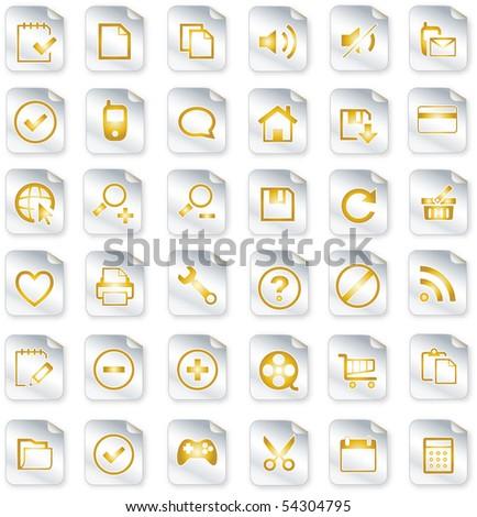Designers toolkit series - Universal icons
