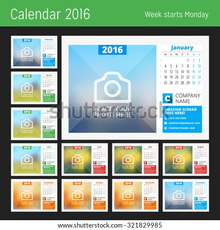 stock-vector-desk-calendar-for-year-vector-design-print-template-with-place-for-photo-logo-and-contact