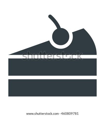 Dessert Vector Icon