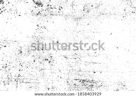 Destroyed crumbled plaster on aged painted brushed surface. Shabby exterior city putty. Rough grunge chipped edges of worn block. Old messy rustic peeling stone. Retro moldy cement slab for 3d design