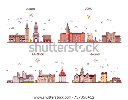 detailed architecture of dublin