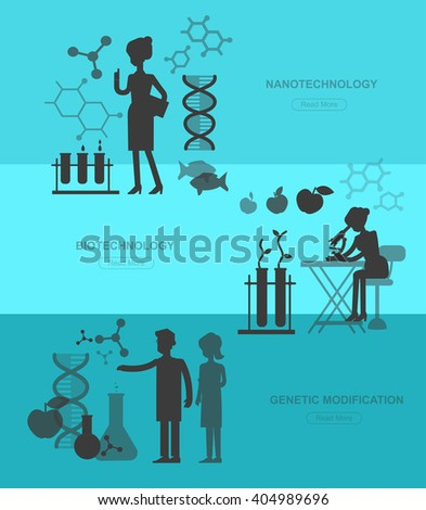 an analysis of genetic modification and development of nanotechnology
