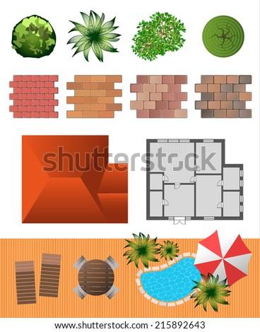 detailed landscape design