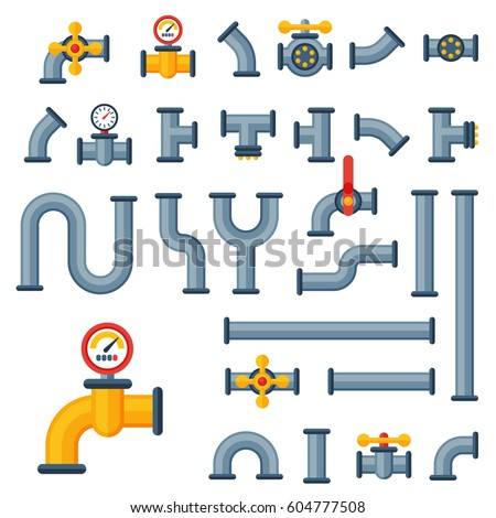 details pipes different types