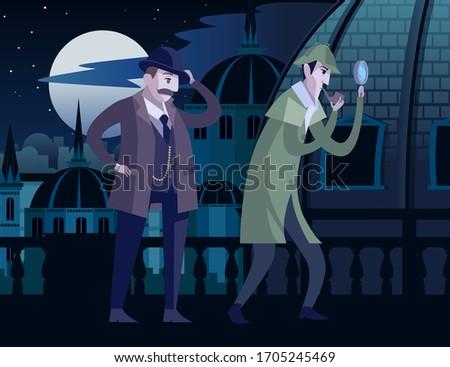 detective sherlock holmes and