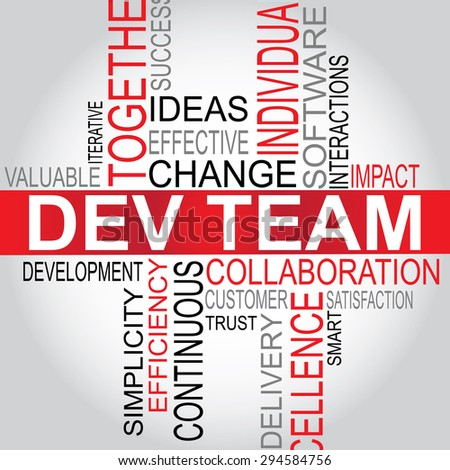 dev team   software development