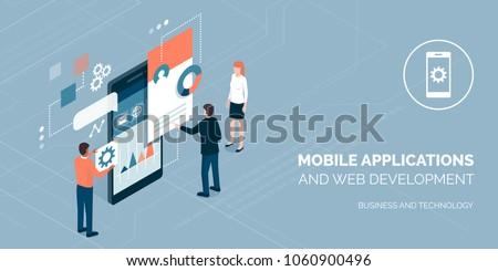 developers building mobile apps ...