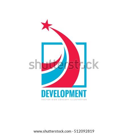 development   abstract vector