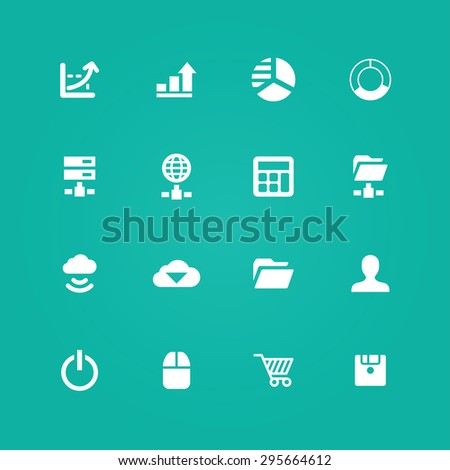 development, soft icons universal set for web and mobile #295664612