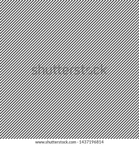 Diagonal lines. Gray and white color, seamless pattern. Seamless texture. Seamless background. Vector