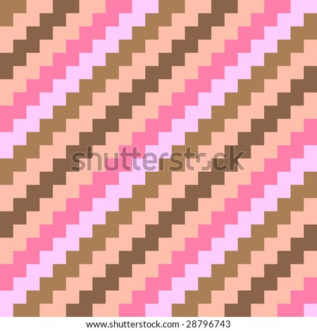 Diagonal seamless geometric background (vector)