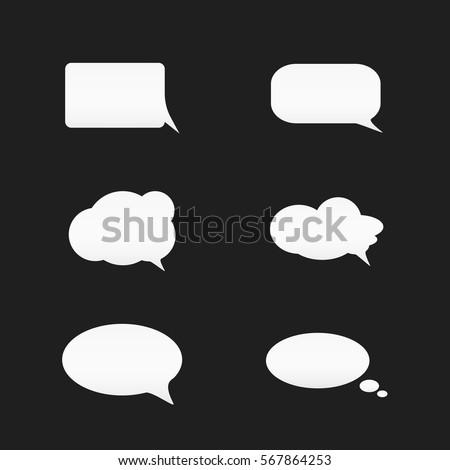 dialog box set