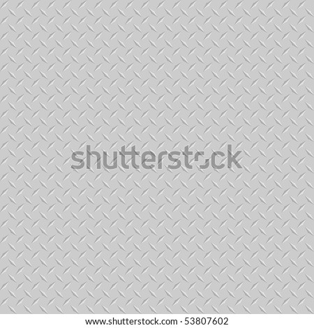 diamond or checker plate sheet metal background