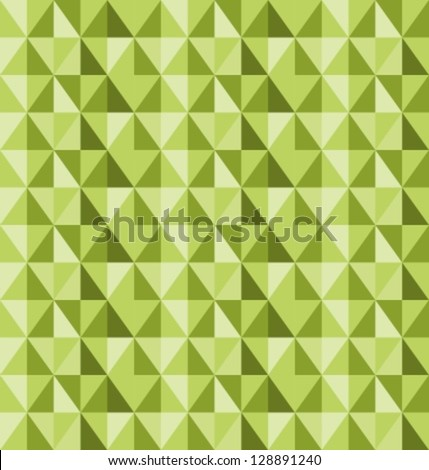 Diamond shape seamless background illustration. Repeating triangle geometric shapes pattern.