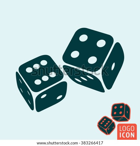 dice icon game dices icon