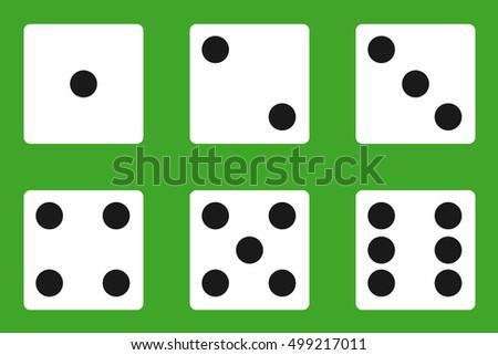 dice  set of dice  the dice