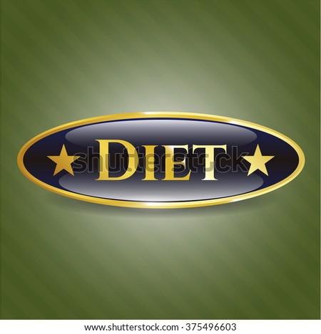 Diet golden badge