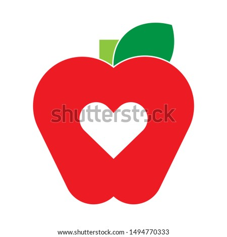 diet icon. flat illustration of diet - vector icon. diet sign symbol