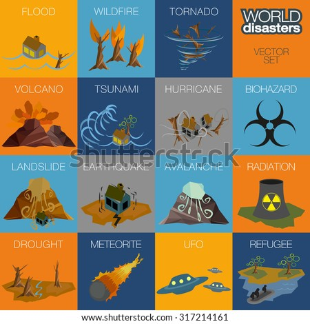 stock-vector-different-disasters-icons-f
