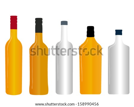 different kinds of spirits